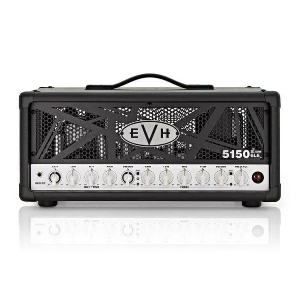 Best Valves For EVH 5150 III 50w 6L6 Amplifier