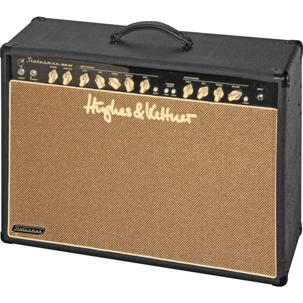 Best Valves For Hughes And Kettner Statesman Dual 6L6 amplifier