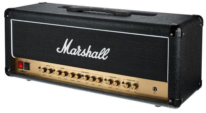 Best Valves For Marshall DSL100H Amplifier
