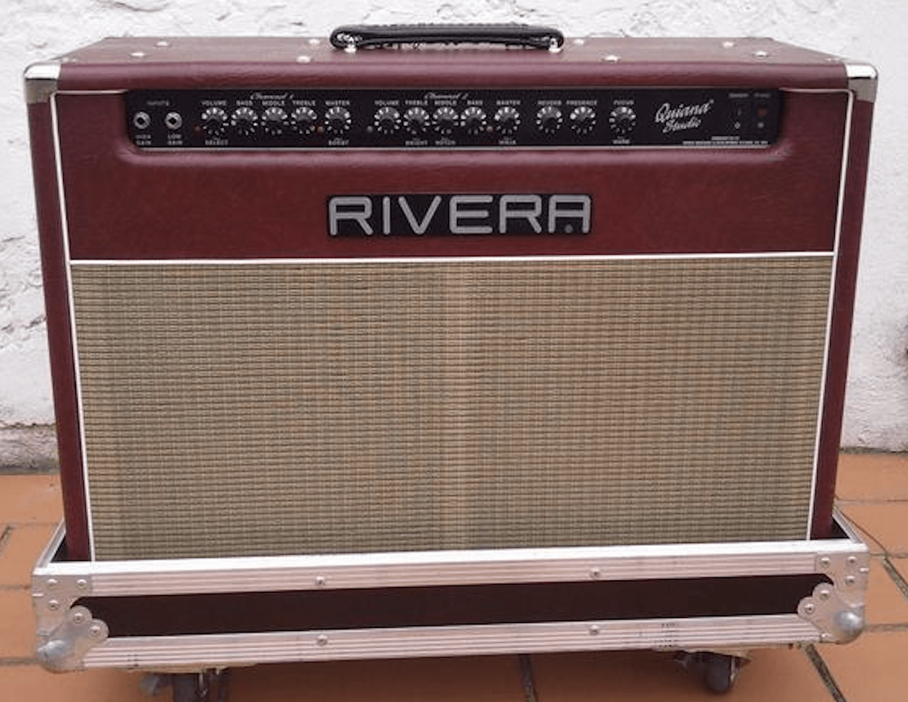 Best Valves For Rivera Quiana Studio 50w 212 Amp