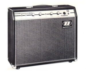 Replacement Tube Set For Dynacord Twen Mk II Amplifier