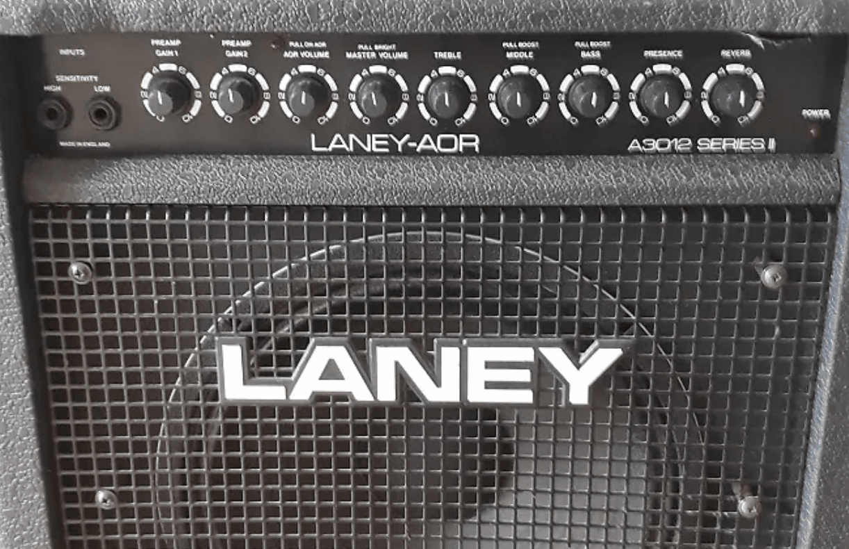 Best Valves For Laney AOR 3012 Series II Amps