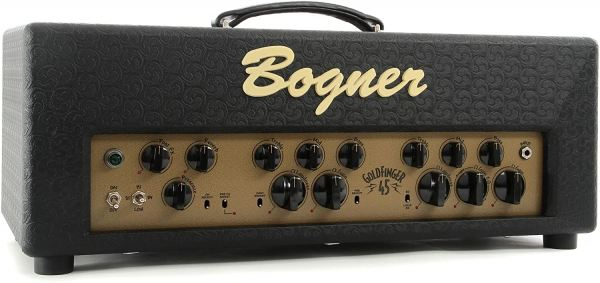 Best Valves For Bogner Goldfinger 45 Amplifier From Ampvalves
