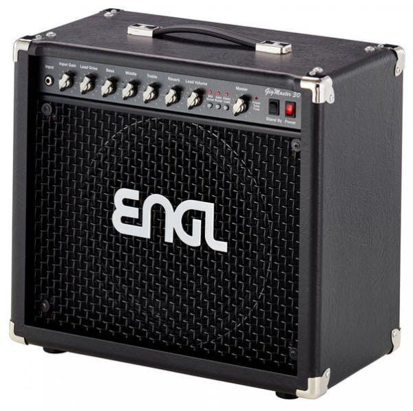 Best Valves For Engl Gigmaster 30 E300 Combo Amplifier