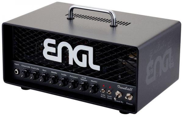 Best Valves For ENGL Ironball E606 Amplifiers