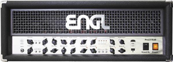 Best Valves For ENGL Powerball E645 amplifiers