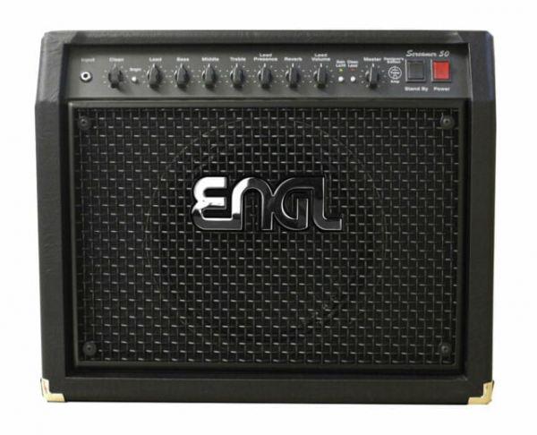 Best valves for ENGL Screamer 50 E330 amplifier