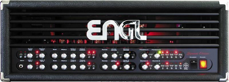 Best Valves For ENGL Special Edition E670 Amplifier