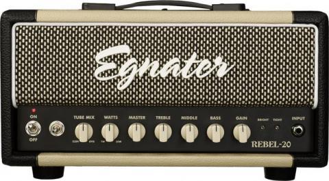Best Valves For Egnater Rebel 20 Amplifier