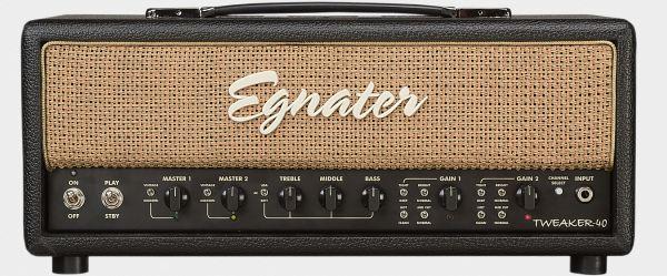 Best Valves For Egnater Tweaker 40 Amplifier