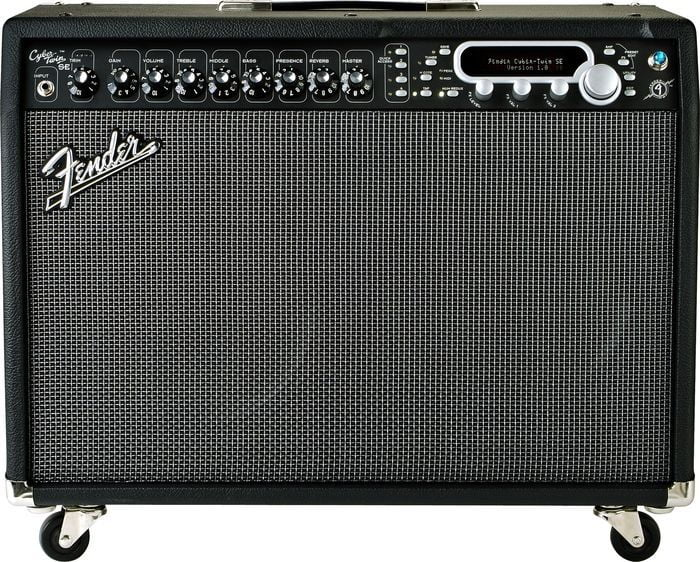 Best Valves For Fender Cyber Twin SE Amplifiers