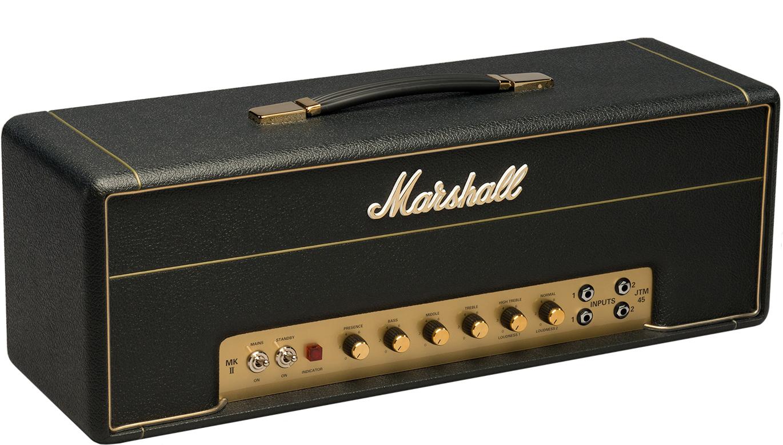 Best valves for Marshall JTM45 2245 amplifier