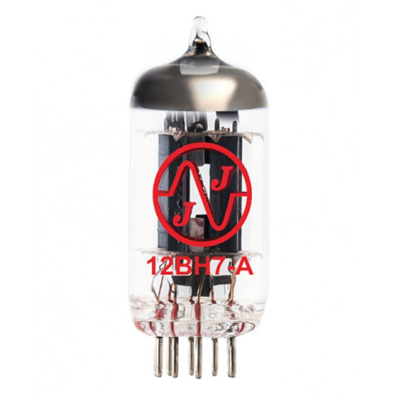 12BH7A amplifier valve by JJ