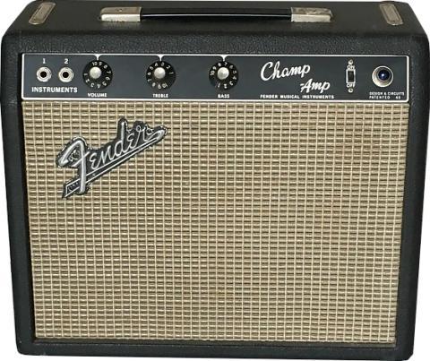 Best Valves For Fender Champ Amplifier