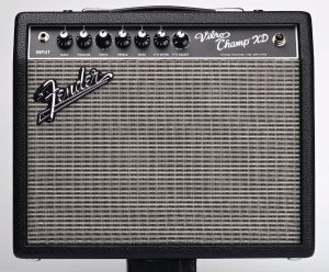 Best replacement tube set For Fender Vibrochamp XD Amplifiers