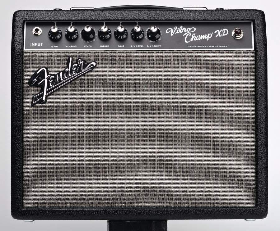 Best Valves For Fender Vibrochamp XD Amplifiers
