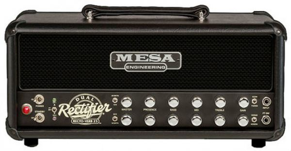 Best Valves For Mesa Boogie Recto Verb 25 Amplifier