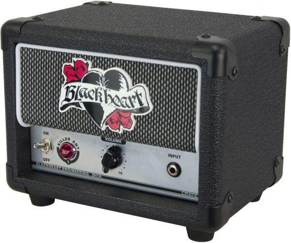 Best Valves For Blackheart Killer Ant BH1H Amplifier