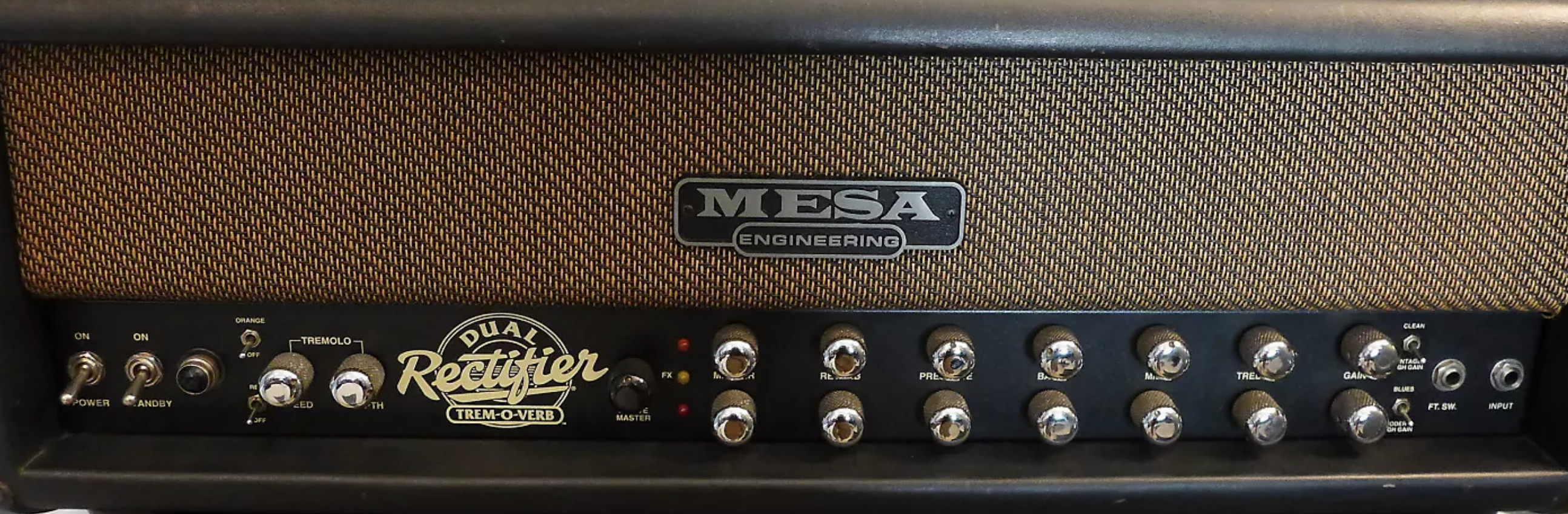Best Valves For Mesa Boogie Trem O Verb Amplifier
