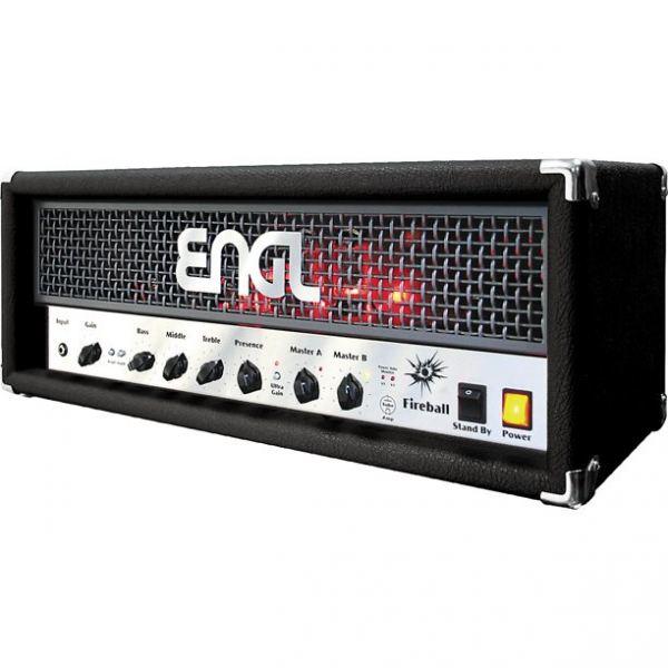 Best valves for ENGL Fireball 60 E625 amplifier