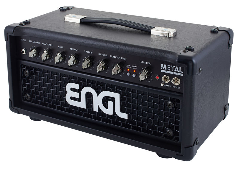 Best valves for ENGL Metalmaster 20 amplifiers