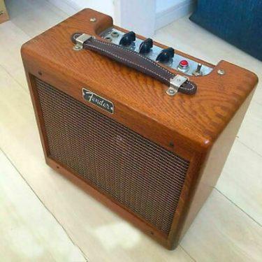 Fender Wood Champ
