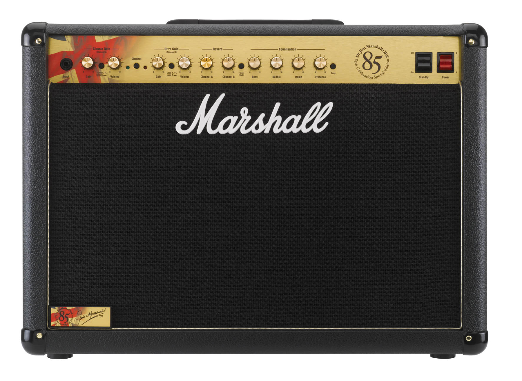Best valves for Marshall 1923 85th Anniversary amplifier