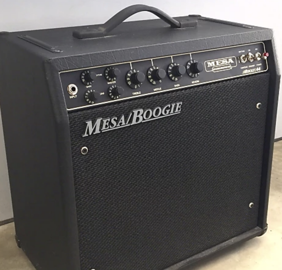 Best Valves For Mesa Boogie Rocket 44 Amplifier