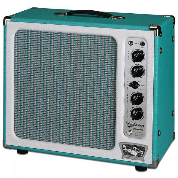 Best Valves For Tone King Falcon Grande Amplifier