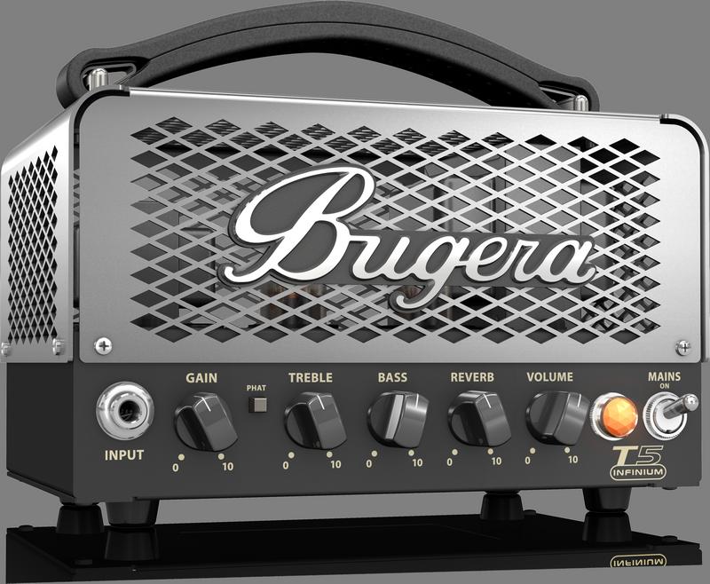 Best Valves For Bugera T5 Infinium Amplifier