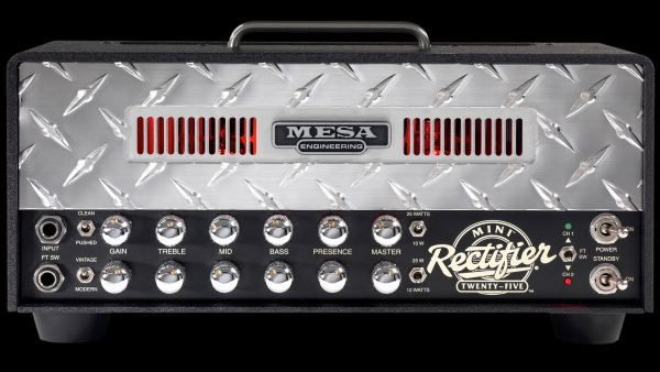 Best Valves For Mesa Boogie Mini Rectifier Amplifier