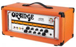 Best valves For Orange AD30 HTC Head
