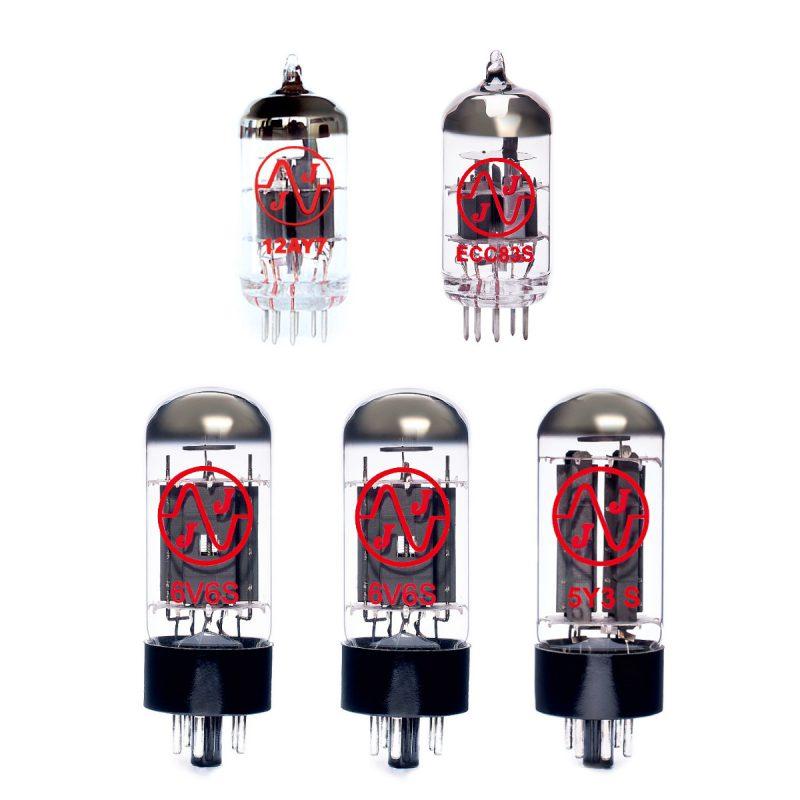 Best low gain valve kit for Fender 57 Deluxe
