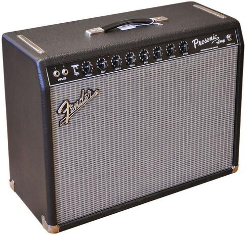 Best valves for Fender Prosonic Combo