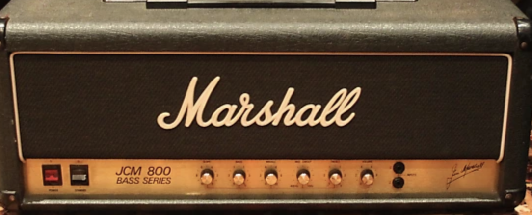 Best valves for Marshall JCM800 Super Bass MKII 100w amplifiers