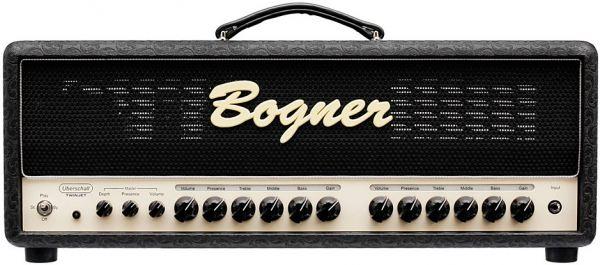 Best valves for Bogner Uberschall Twin Jet amplifiers