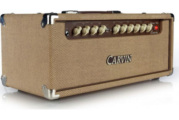 Best valves for Carvin VT50 amplifiers