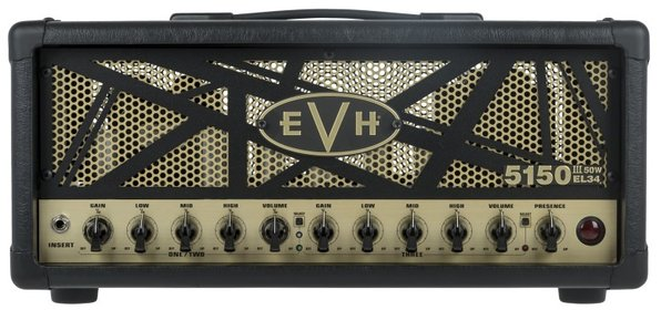 Best valves for EVH 5150 III 50W EL34 amplifier