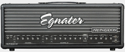 Best valves for Egnater Armageddon amplifiers