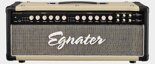 Best valves for Egnater Renegade amplifiers