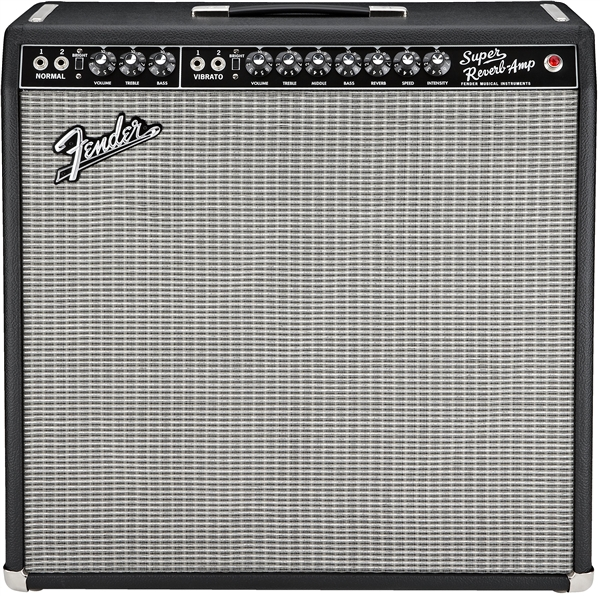 Best valves for Fender 65 Super Reverb Reissue