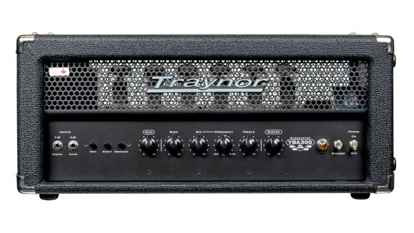 Best valves for Traynor YBA 300 Bass amplifier
