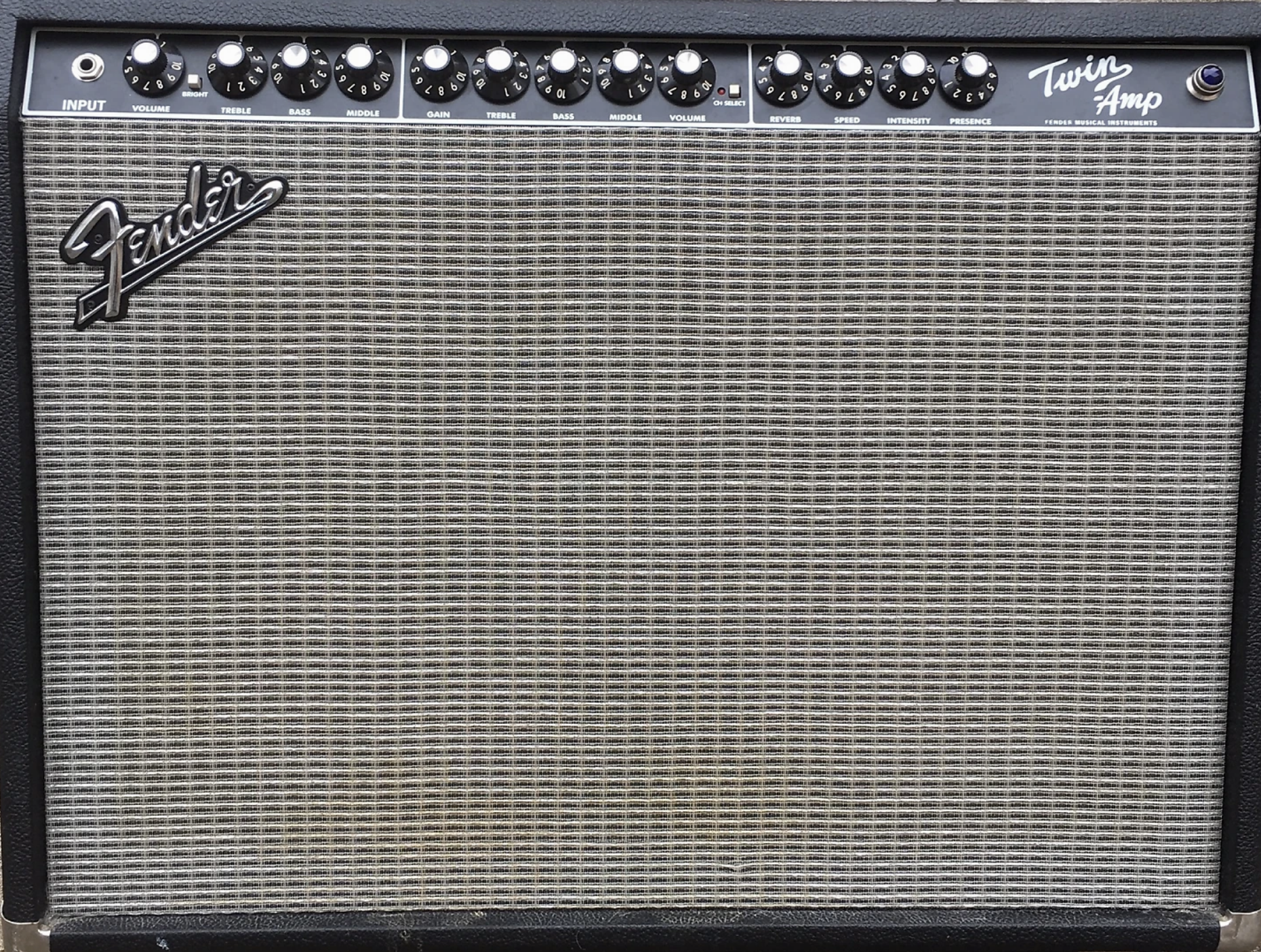 Best valves for Fender Twin Pro Tube amplifier
