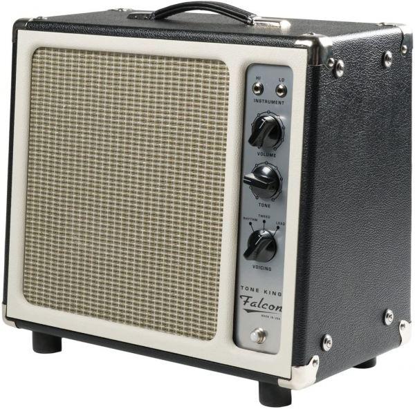 Best valves for Tone King Falcon