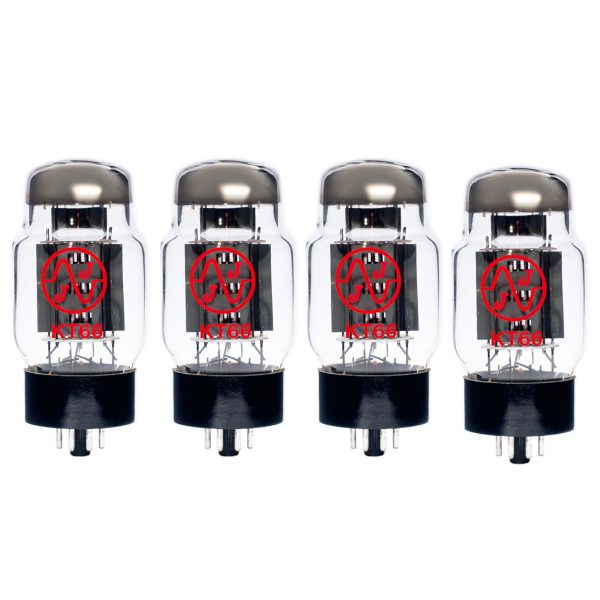 4 X KT66 Matched Power Valves