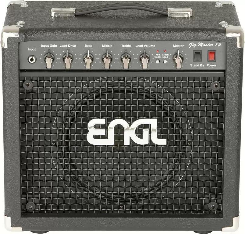 Best valves for ENGL Gigmaster 15 E310 Combo amplifier