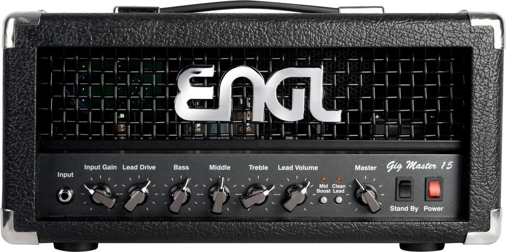 Best valves for ENGL Gigmaster 15 E315 head amplifier