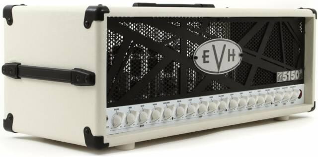 Best valves for EVH 5150 III 100w amplifier