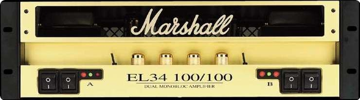Best valves for Marshall 9200 EL34 100/100 amplifier