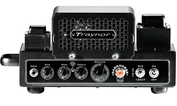 Best valves for Traynor Dark Horse 15h amplifier